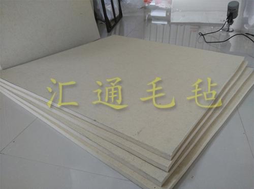 羊毛毡床垫