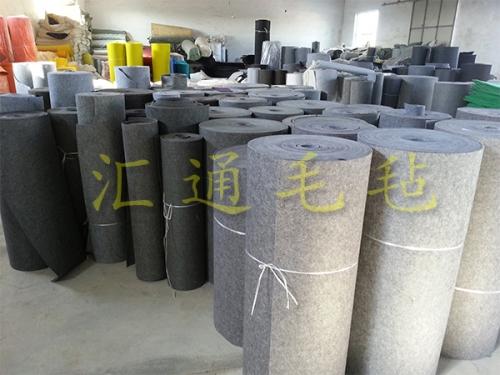 防火涤纶工业羊毛毡